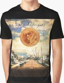 Sixto Rodriguez  Graphic T-Shirt