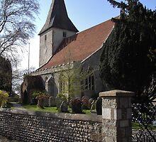 Holy Trinity Church, Bosham by lezvee
