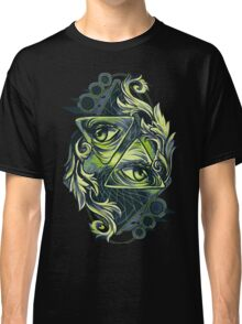 Two Eyes Classic T-Shirt
