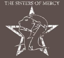 The World's End / The Sisters Of Mercy (Distressed) T-Shirt