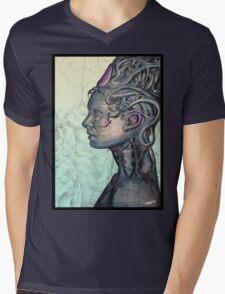 Icon 01 Mens V-Neck T-Shirt