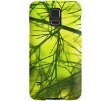 Lush foliage in the sunshine Samsung Galaxy Case/Skin