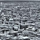 St.Paul's From Above by Stuart  Gennery