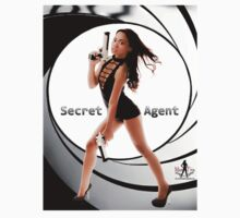 Secret Agent by docdoran