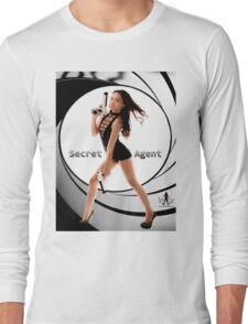 Secret Agent Long Sleeve T-Shirt