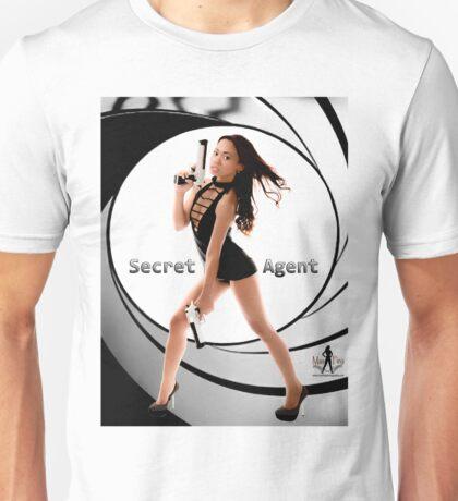 Secret Agent Unisex T-Shirt