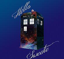 Hello Sweetie by stargirl1311