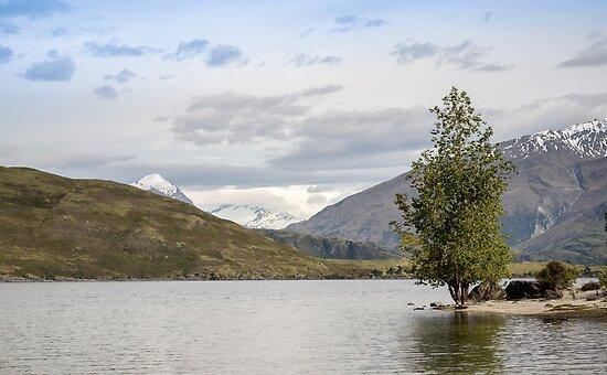 Lake Wanaka by 29Breizh33