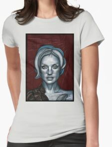 Icon 05 Womens Fitted T-Shirt