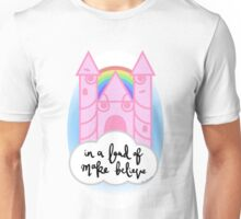 In a Land of Make Believe Unisex T-Shirt