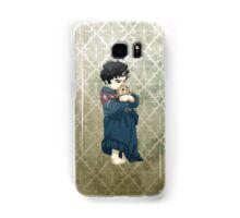 Baby Sherlock  Samsung Galaxy Case/Skin