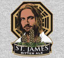 St. James Bitter Ale Kids Clothes