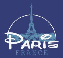 Paris T-Shirt by Fl  Fishing