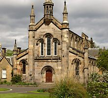 Gillis Centre Chapel by kostolany244
