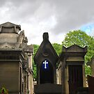 Cemetery- Paris by Cathy Jones