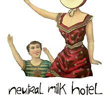 Neutral milk hotel by Adobim