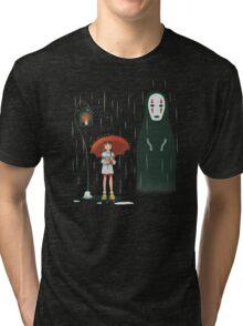 Spirited Lamp...stop?  Tri-blend T-Shirt