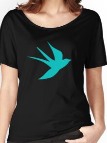 Swallow Women's Relaxed Fit T-Shirt