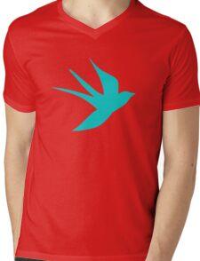 Swallow Mens V-Neck T-Shirt