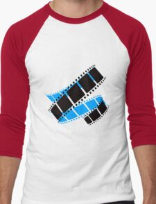 Photo film roll Men's Baseball ¾ T-Shirt