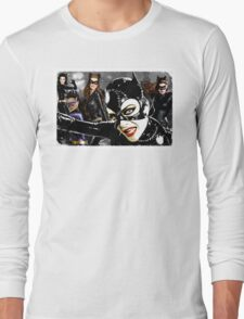 Catwoman Catwomen. Batman. DC Comics. Long Sleeve T-Shirt