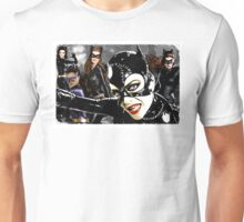 Catwoman Catwomen. Batman. DC Comics. Unisex T-Shirt