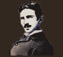 Tesla by azummo