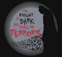 The Knight is Dark Kids Clothes