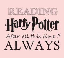 Harry Potter - Always Kids Clothes