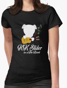 KK Slider Womens Fitted T-Shirt