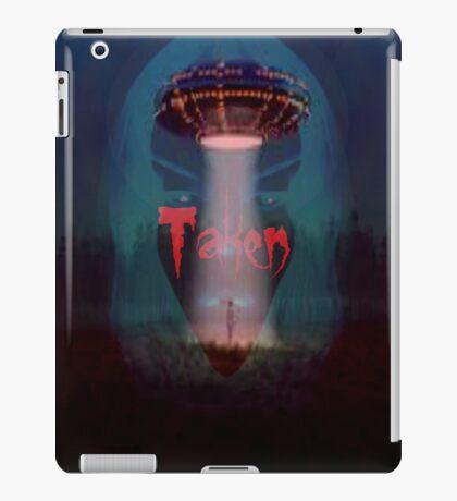 taken iPad Case/Skin