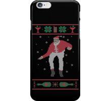 Christmas Bling - Santa iPhone Case/Skin