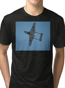 Vampire,Temora Airshow,Australia 2009  Tri-blend T-Shirt
