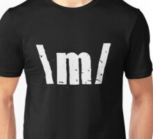 \m/ Unisex T-Shirt