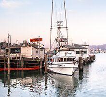 Fishermans Wharf. San Francisco. by Mike Koenig