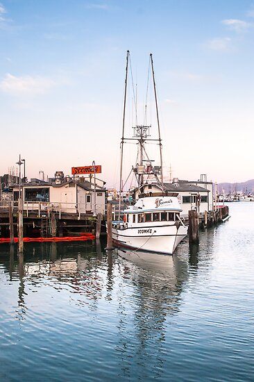 Fishermans Wharf. San Francisco. by Mike Koenig