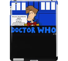 Doc Who iPad Case/Skin