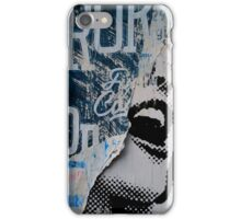 Una Faccia di Carta iPhone Case/Skin