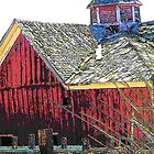 The Old Koontz Barn - iPhone Case by © Betty E Duncan ~ Blue Mountain Blessings Photography