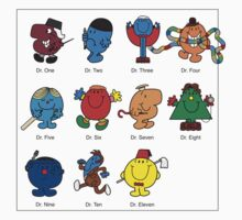 Mr Men Who Kids Clothes