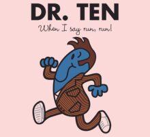 Dr. Ten One Piece - Short Sleeve