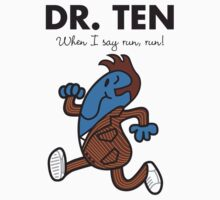 Dr. Ten by MikesStarArt