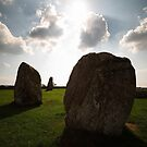 Long Meg (and two of her daughters) by PaulBradley