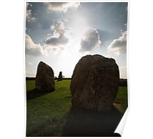 Long Meg (and two of her daughters) Poster