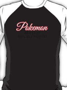 Pokemon Master T-Shirt