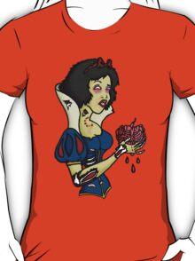Snow Blight (Zombie Snow White) T-Shirt