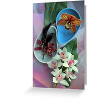 Pieces Of The Puzzle Greeting Card