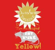 Sunshine daisies butter mellow... Baby Tee