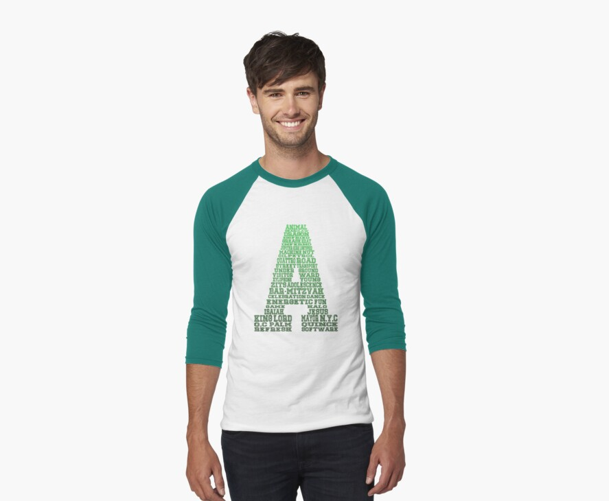 Word Association - Green Gradient by Sthomas88