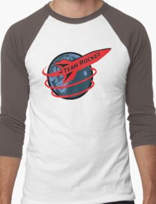 Rocket League - Team Rocket Logo Men's Baseball ¾ T-Shirt